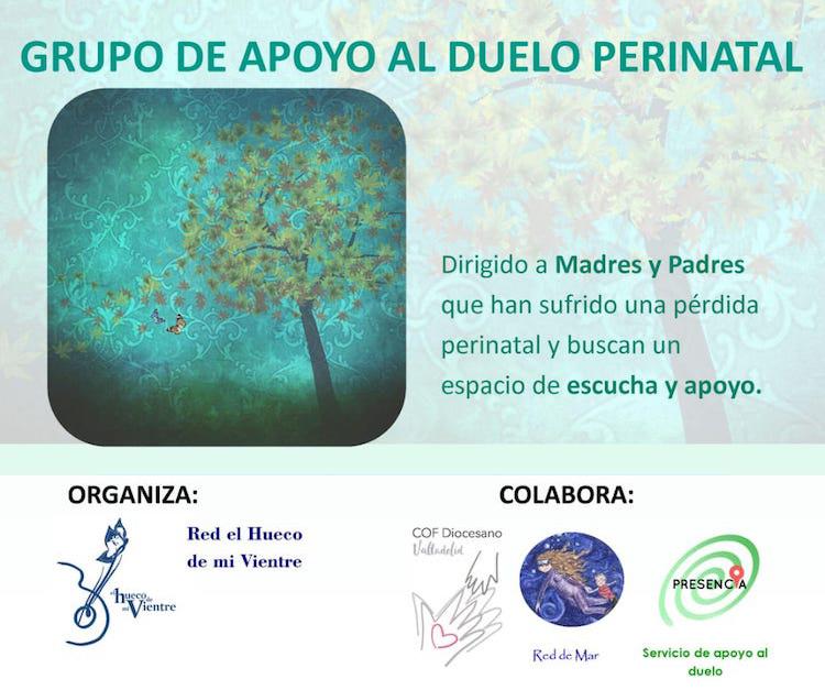 Grupo de apoyo al duelo perinatal - Cuarto día