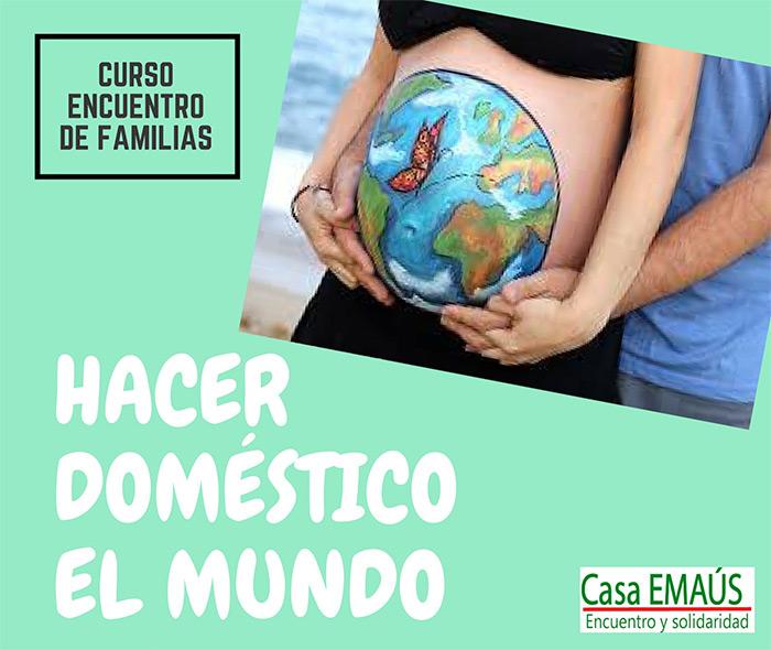 Curso encuentro de familias (Madrid)