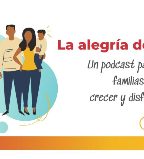 La alegria del amor podcast